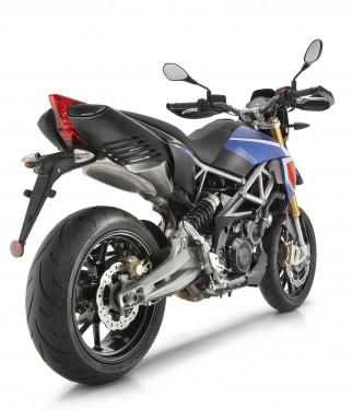 The Dorsoduro is a real world supermoto