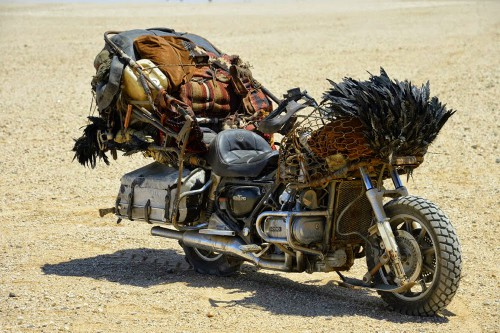 Majestic Honda Parts >> Post-apocalyptic customs: the bikes of Mad Max Fury Road ...