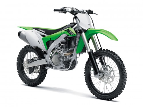 It's an all-new KX450F