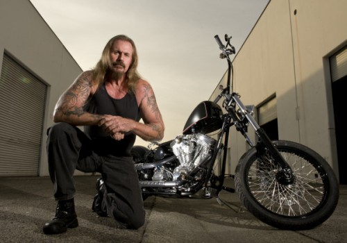 Rusty Coones owns Illusion Motorcycles