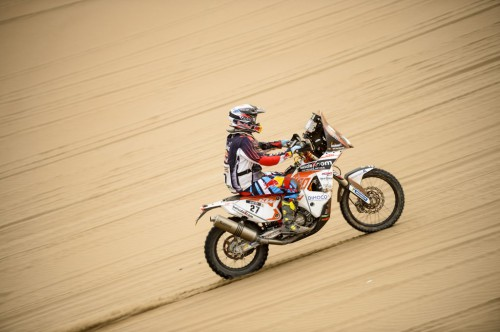 KTM to start two Dakar teams in 2016