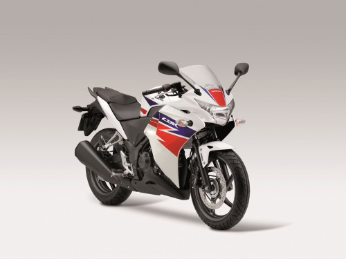 Honda's small CBR has a low price tag