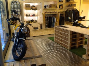 First Ducati Scrambler dealership opens