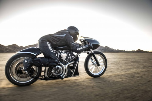 Indian Black Bullet Scout - click on the image for more photos