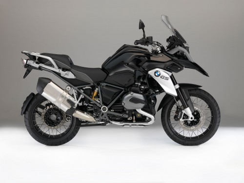 2016 BMW R 1200 GS Triple Black