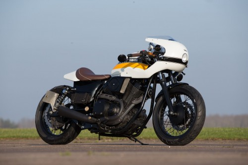 Yard Built Yamaha XV950 Dangan - click on the image