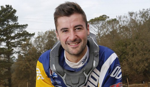 Pela Renet will ride a Husky at next year's Dakar