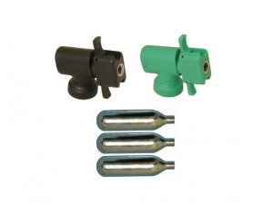 CO2 Canister Valve Adaptor from Gear Gremlin