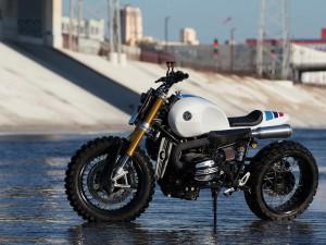 Custom BMW R NineT by JSK Custom Design