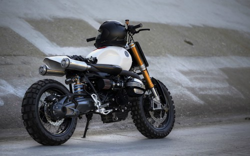 Custom BMW R NineT by JSK Custom Design