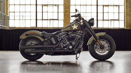 2016 Harley-Davidson Softail Slim S