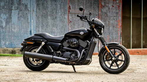 2016 Harley-Davidson Street 750