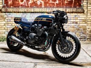 Yamaha Yard Built XJR1300 by Iron Heart