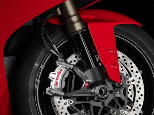 Marzocchi fork on a Ducati