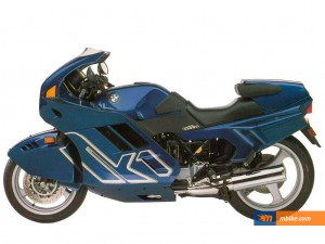 1992 BMW K1 - click on the image for spec and more photos BMW K1 - click on the image for spec and more photos