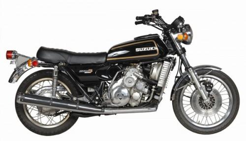 1974 Suzuki RE5