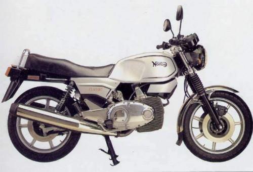 1987 Norton P43 Classic