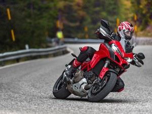 Ducati Multistrada 1200S - three machines in one