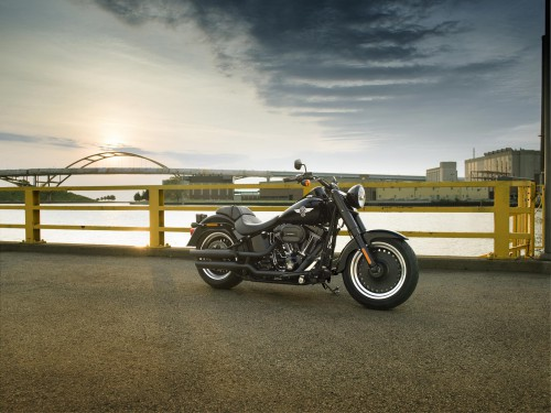 2016 Harley-Davidson Fat Boy S