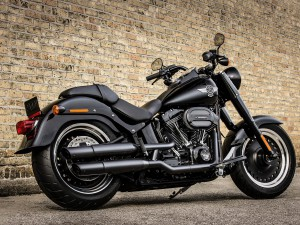 2016 Harley-Davidson Fat Boy S Harley-Davidson Fat Boy S