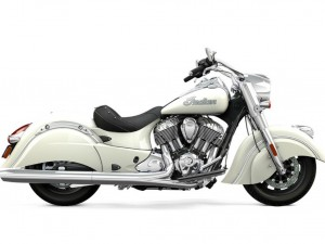 2016 Indian Chief Classic Pearl White Indian Chief Classic Pearl White