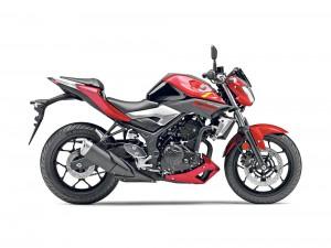 2016 Yamaha MT-03 Yamaha MT-03