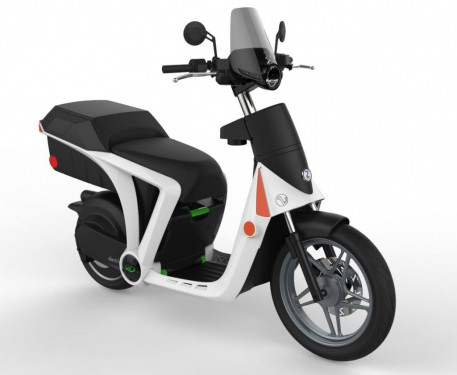 The GenZe 2.0 electric scooter