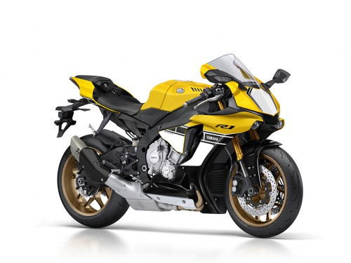 Special 60th anniversary YZF-R1 Speed Block