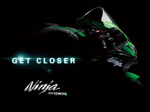 Revised Kawasaki Ninja ZX-10R for 2016