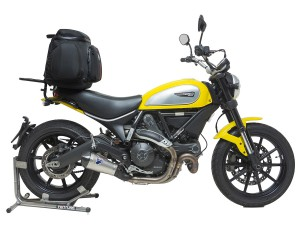 Ducati Scrambler luggage by Ventura