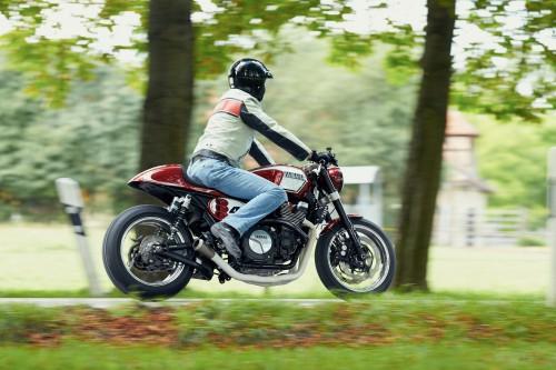 Custom Yamaha XJR1300 by Motorrad Klein