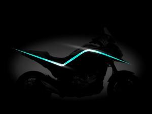 2016 Honda NC750X teaser photo Honda NC750X teaser photo