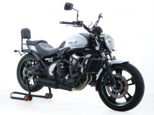 Full range of 2015 Kawasaki Vulcan S accessories from R&G