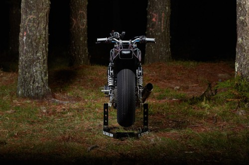 "Yamaha Yard Built XJR1300 ""Big Bad Wolf"" by El Solitario"