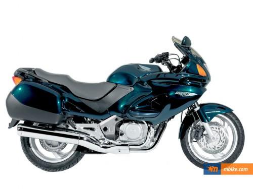 2002 Honda NT 650 Deauville Honda NT 650 Deauville
