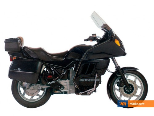 BMW K100LT - click on the image for spec