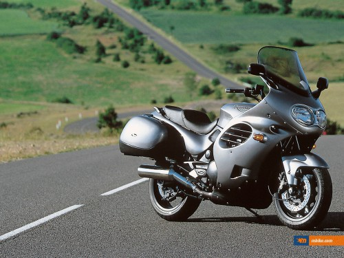 2003 Triumph Trophy 1200 - click on the image for spec