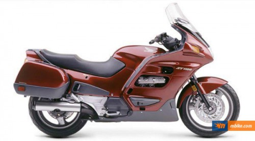 2002 Honda ST1100 Pan European - click on the image for spec